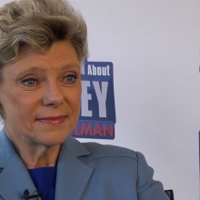 Cokie Roberts, Just One Question Celebrity Edition: Each episode features celebrity financial confessions from Shirley Jones, Sheila Bair, Maury Povich, Jacques Pepin, Cokie Roberts, Jeffrey Lyons, Jerry Springer, Joe Bastianich, Julie Newmar, and more!