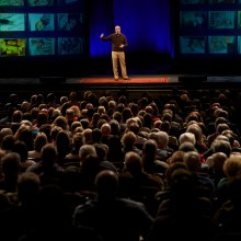 Weinberg Center for the Arts: Ric takes the show on the road to answer audience questions at the Weinberg Center for the Arts in Frederick, MD, Fort Belvoir Army Post in Virginia, and Roger Williams University in Rhode Island.